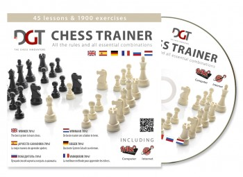 Chess Trainer CD