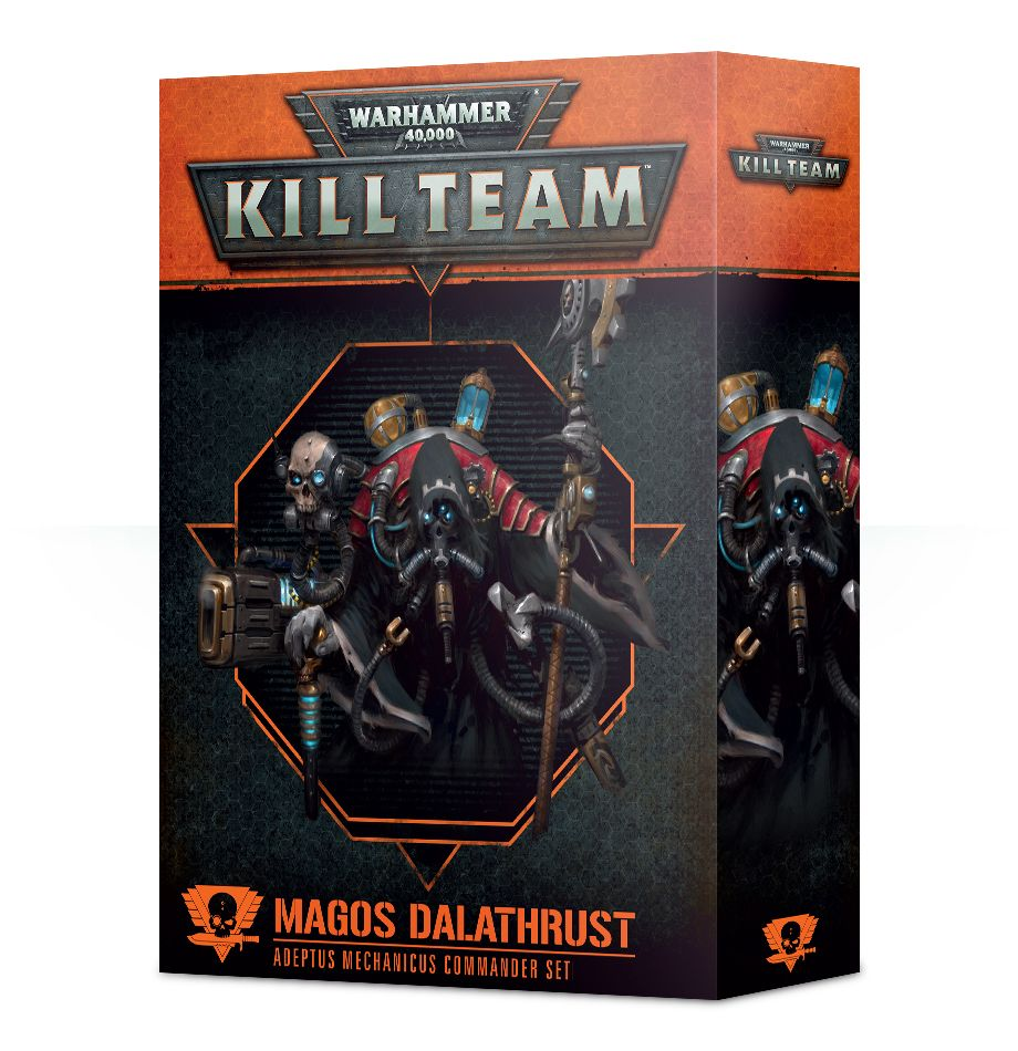 Games Workshop Kill Team Adeptus Mechanicus Dice 102-09