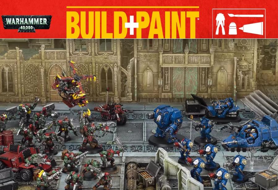 Build+Paint