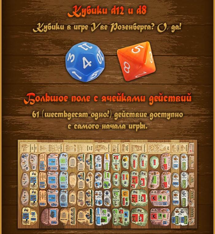 Состав игры